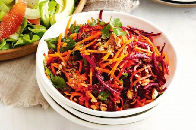Жиросжигающий салат для стройной фигуры