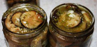 Рецепт баклажанов как грибы - быстро и вкусно