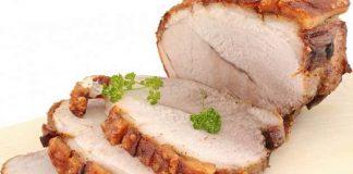 Буженина из свинины в мультиварке на пару
