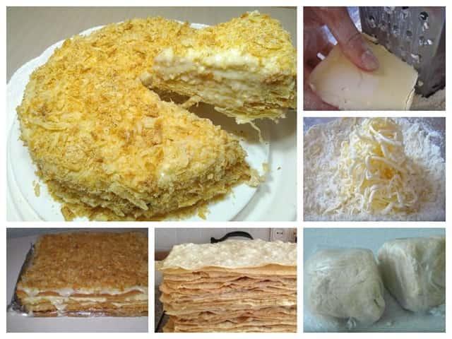 Как приготовить торт Наполеон по домашнему: рецепт советского времени