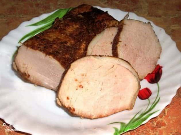 Карбонад свиной рецепты приготолвения