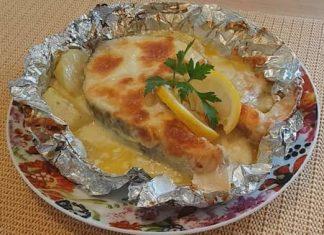 Рецепт приготовления масляной рыбы в духовке – Пальчики оближешь