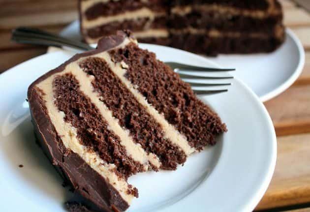 Обалденно вкусный торт с кофейным кремом