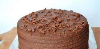 Торт с кофейным кремом вкусный рецепт