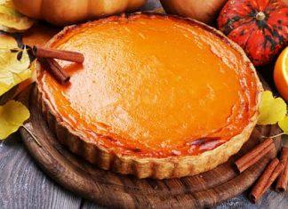 Тыквенный пирог – рецепт простой классический