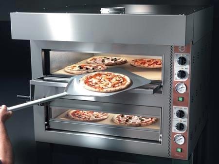Конвекционная печь для пиццы