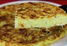 Жареная капуста на сковороде с яйцом