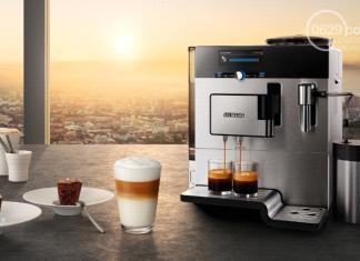 Лидирующие позиции компании Saeco среди производителей кофемашин