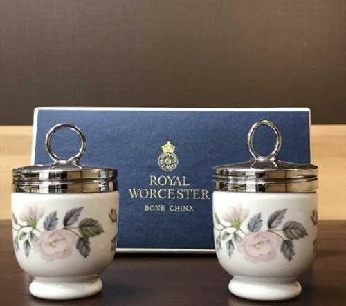 Кодлер, коддлер, пашотница, для яиц, подставка, Royal Worcester.