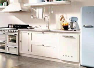 Холодильники Smeg – современная бытовая техника с дизайном средины двадцатого века